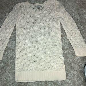 Anna Taylor Loft Blush Sweater